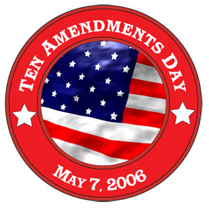 10 Amendments Day